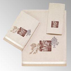 Serenity Bath Towel Set Multi Warm Bath Hand Fingertip