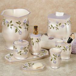 Enchanted Rose Lotion Soap Dispenser Lavender