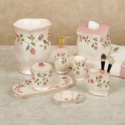 Bridal Rose Lotion Soap Dispenser Blush
