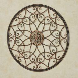 Layken Wall Art Decor Bronze