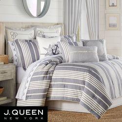 Shore Comforter Set Blue