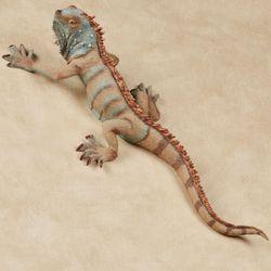 Kaiser Iguana Wall Art Multi Earth