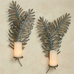 Pillar Candle Wall Sconces And Candleholders Touch Of Class