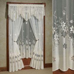 Marisol Semi Sheer Curtain Panel