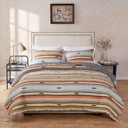 Painted Desert Mini Quilt Set Multi Cool