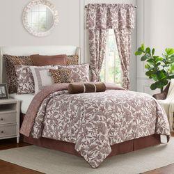 Vianos Comforter Set Multi Warm