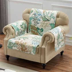 Under the Sea Furniture Cover Multi Cool Armchair