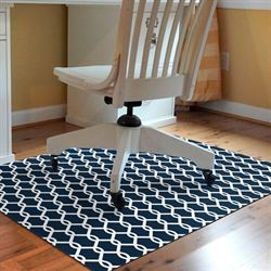 Chain Link 9to5 Desk Chair Mat
