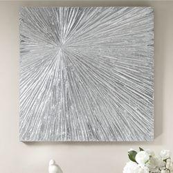Sunburst Palm Wall Art