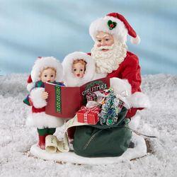 Caroling Clothtique Figurine Red