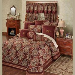 Ravenna Grande Bedspread Multi Warm