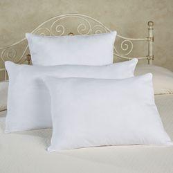 Sweet Dreams Sham Stuffer Pillow White