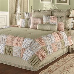 Ashland Comforter Set Multi Warm