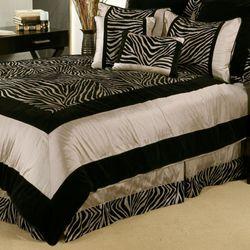 Zuma Comforter Bed Set
