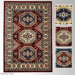 Chimalli Rectangle Rug