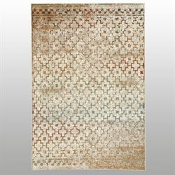 Jali Rectangle Rug Multi Earth