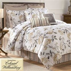 Eve Comforter Set Off White