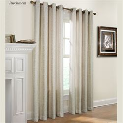 Michelle Grommet Curtain Panel