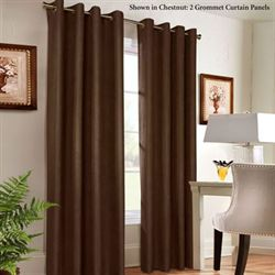 Navar Grommet Curtain Panel