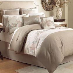 Seashore Comforter Set Beige