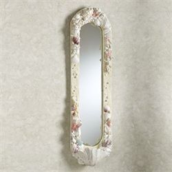 Pearl Beach Panel Wall Mirror Multi Pastel