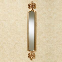Royalton Wall Mirror Panel Antique Gold