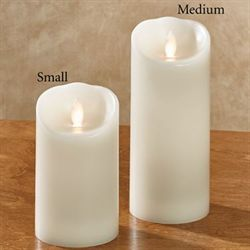 Mirage Flameless LED Candle Cream