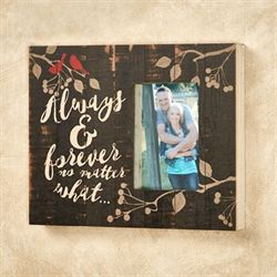 Always and Forever Photo Frame Multi Earth
