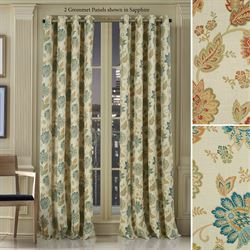 Hartney Grommet Curtain Panel