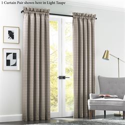 Asher Wide Curtain Pair