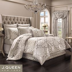 Bel Air Almond Comforter Set