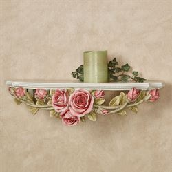 Rose Melody Wall Shelf