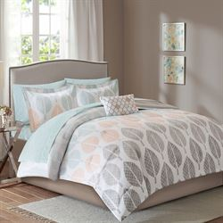 Central Park Comforter Bed Set Multi Cool