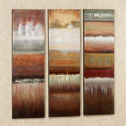 Waves of Emotion Canvas Set