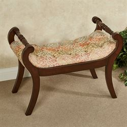 Antoinette Bench Natural Cherry