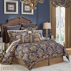 Cordero Comforter Set Midnight