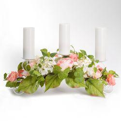 Lyla Floral Centerpiece Multi Pastel