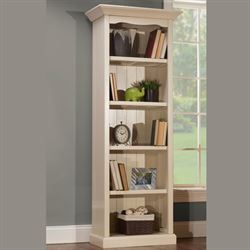 Breckenridge Bookcase Antique White