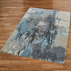 Nebula Rectangle Rug Multi Cool