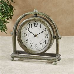 Barnett Table Clock Antique Black