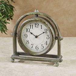 Barnett Table Clock Antique Black