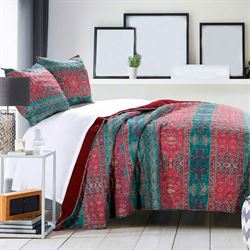 Mystic Mini Quilt Set Multi Bright