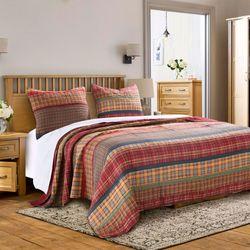Gold Rush Mini Quilt Set Multi Warm