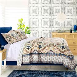 Monte Carlo Mini Quilt Set Multi Warm