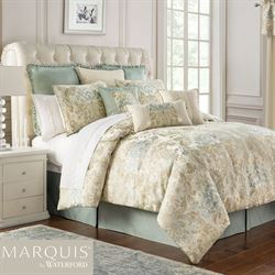 Warren Comforter Set Light Cream