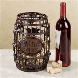 Wine Barrel Cork Cage(R)