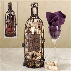 Wine Bottle Cork Cage(R)