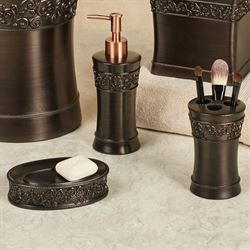 Murano Lotion Soap Dispenser Dark Bronze