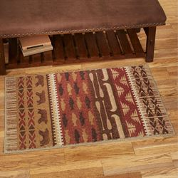 Upstream Rectangle Accent Rug Espresso 24 x 310