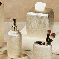 Vivienne Lotion Soap Dispenser Gold